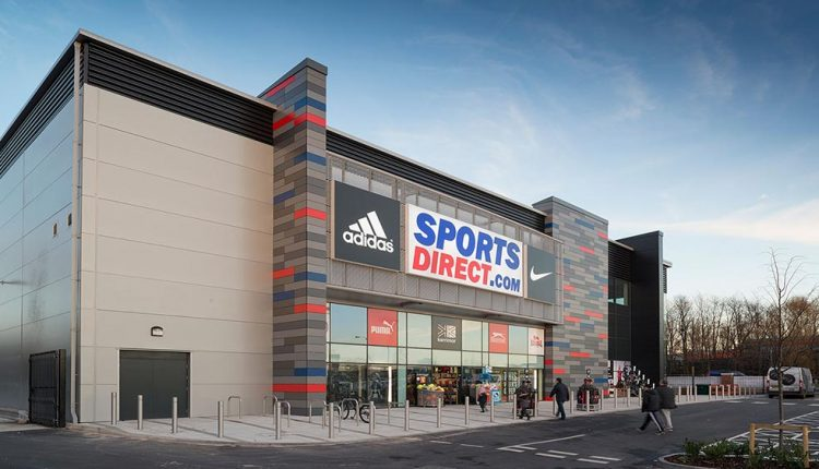 magasin sport direct